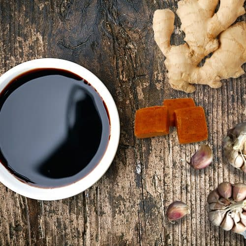 Homemade soy sauce substitute recipe