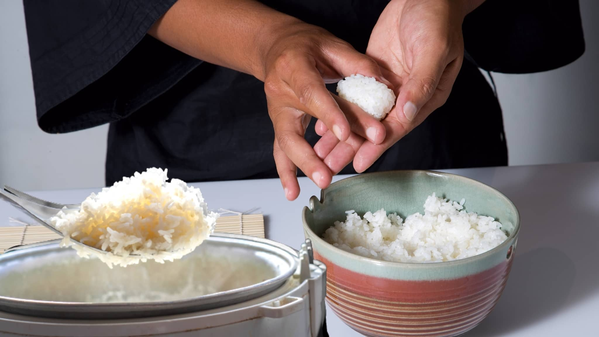 How to make sushi rice without a rice cooker