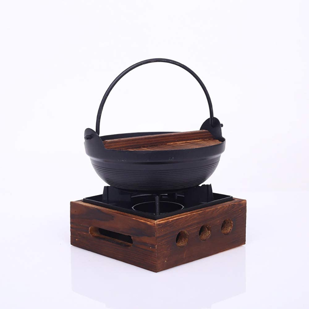 Baut Collection Japanese Style Single Serving Toban Yaki Hot Plate