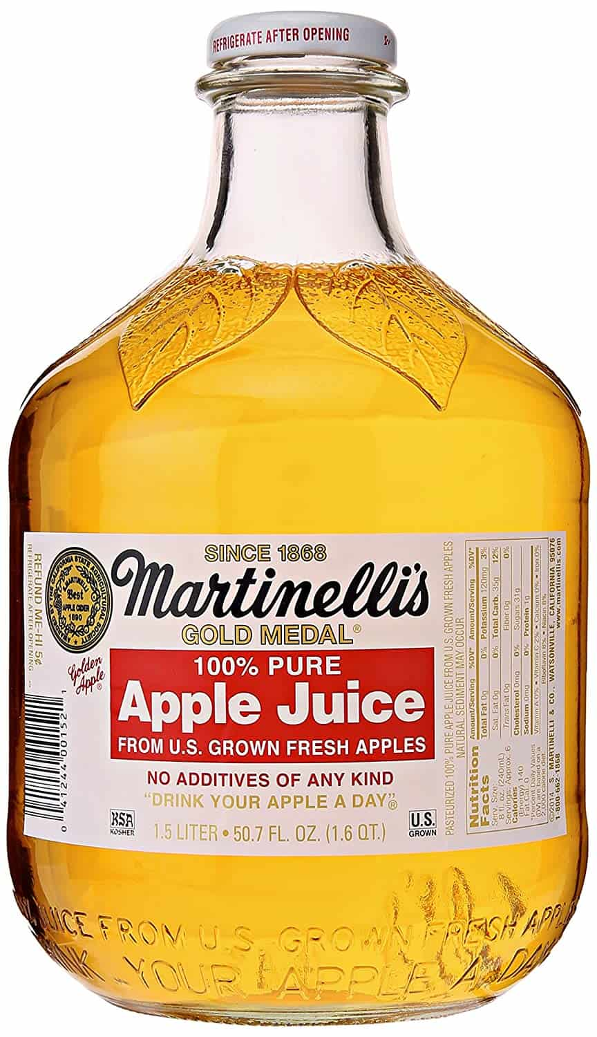 Best easy to find alcohol-free mirin substitute- Apple juice