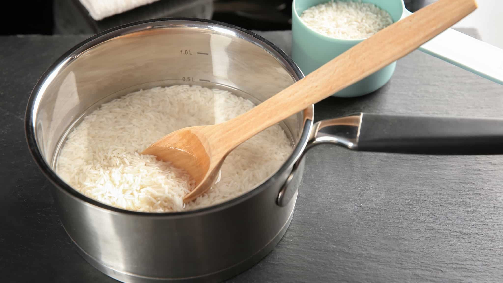 Best saucepan for rice