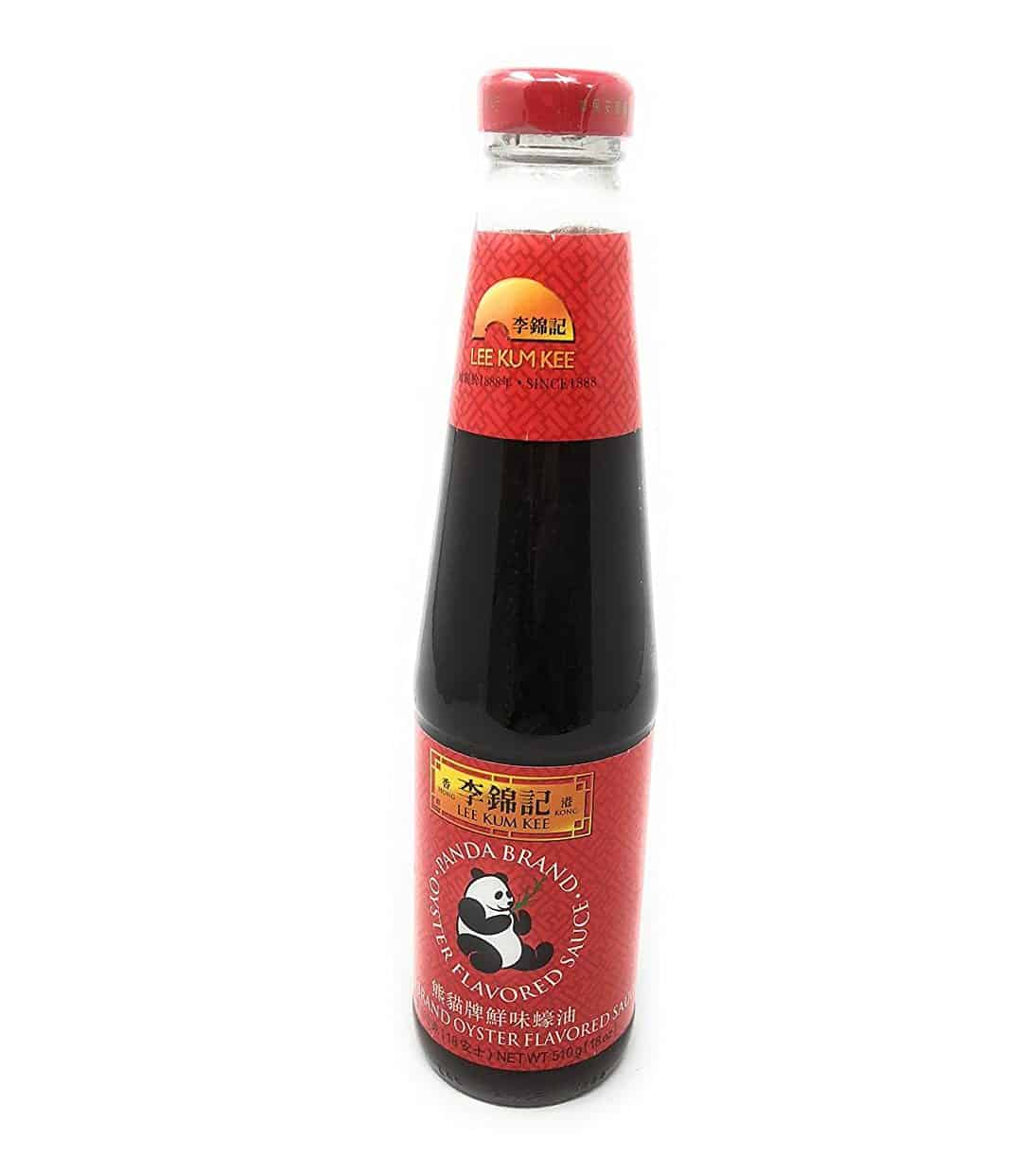 Panda Brand Oyster Sauce for rice