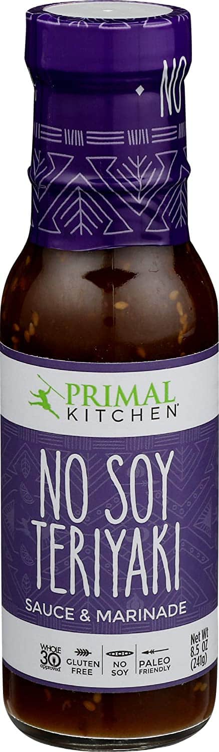 Primal kitchen no soy teriyaki