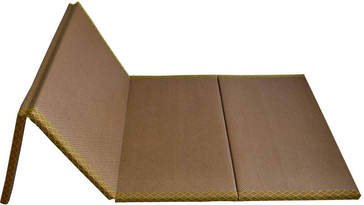 Best tatami mat for sleeping and back pain & best for allergy sufferers- MustMat Japanese Traditional Futon Mattress