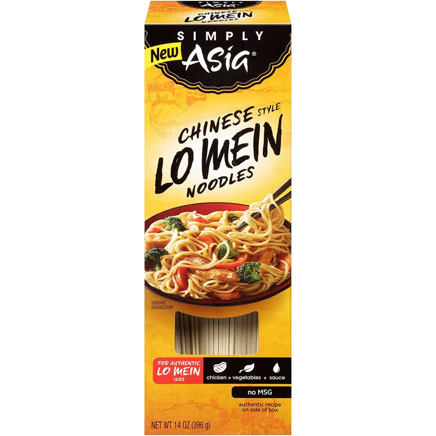 best substitute for ramen noodles Simply Asia Chinese Style Lo Mein Noodles