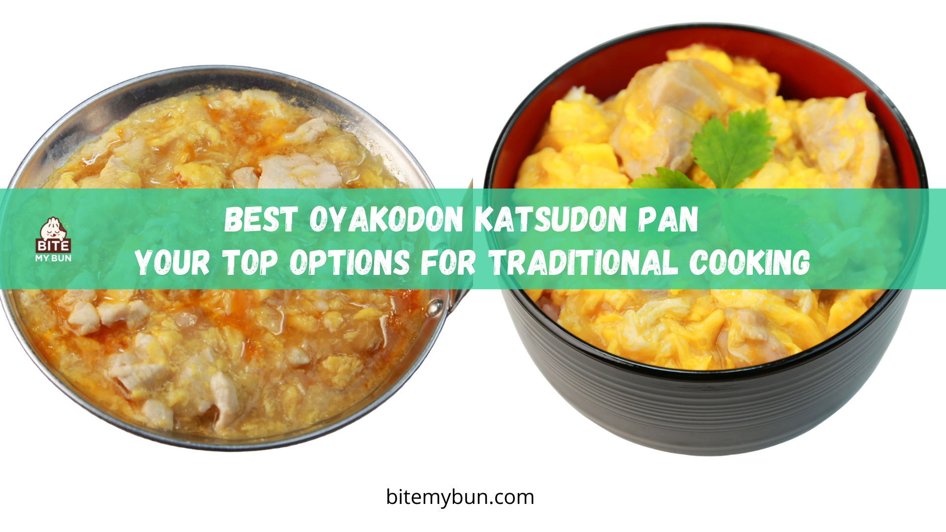 Best oyakodon katsudon pan | Your top options for traditional cooking