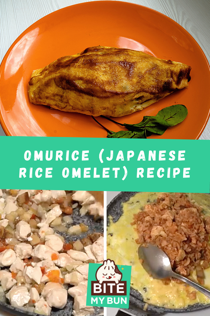 How to cook perfect Omurice- The FOOTBALL of Japanese rice omelettes featured