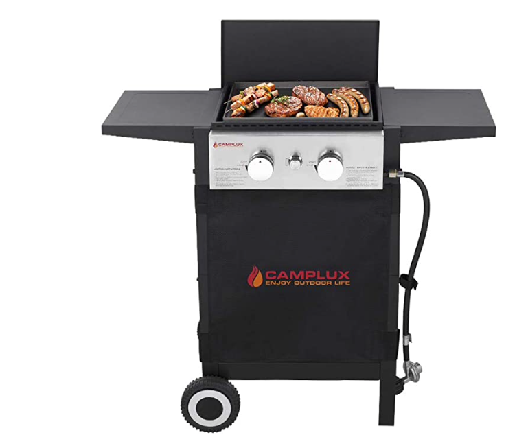 Camplux Propane Small Gas Griddle Grill