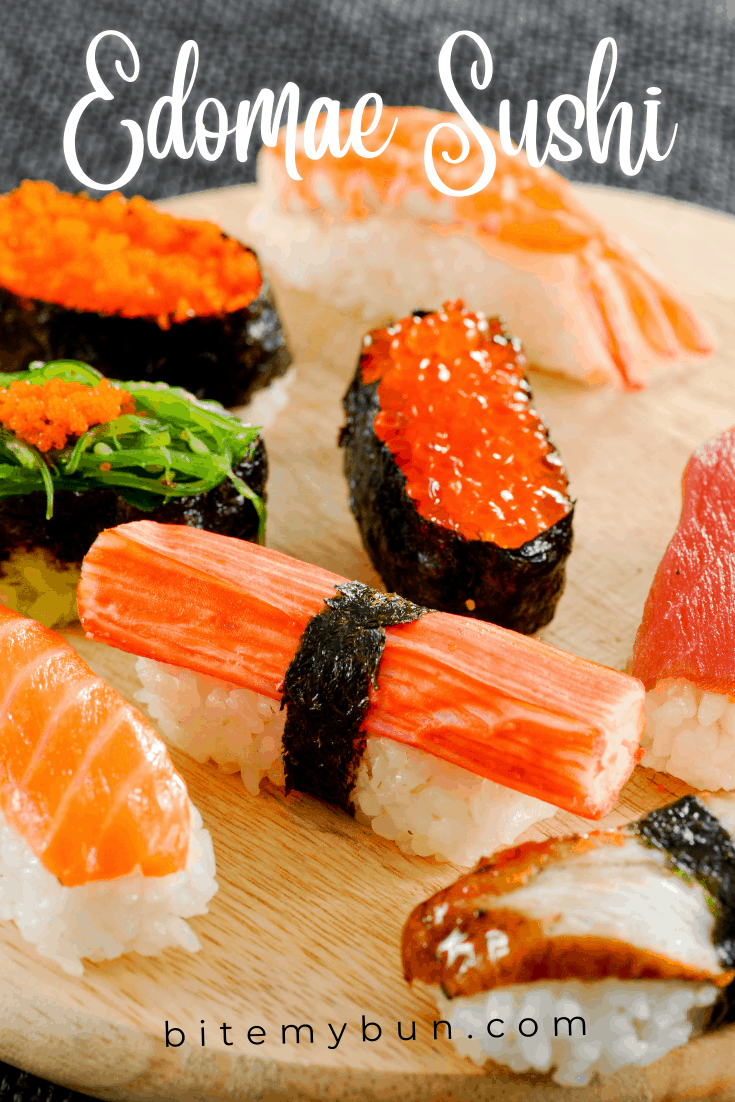 The 21 types of sushi to know for your Japanese restaurant trip edomae sushi