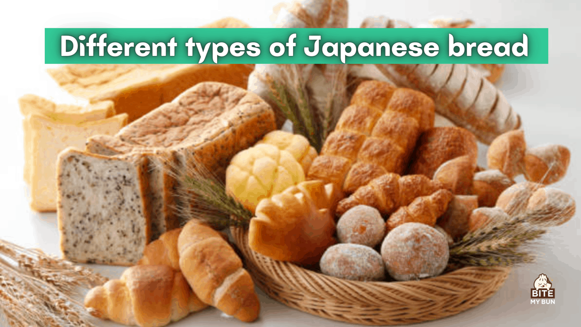 Your ultimate guide to different types of Japanese bread